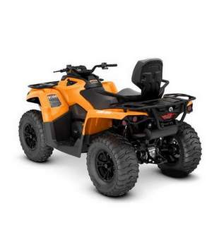 can am atv quad bora bora back