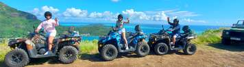 atv quad tours group combo bora bora